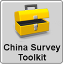 China Survey Toolkit